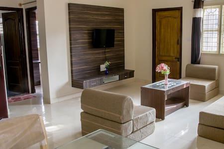 Sampada HomeStay - A full fledged 2BHK Apartment - Bangalore