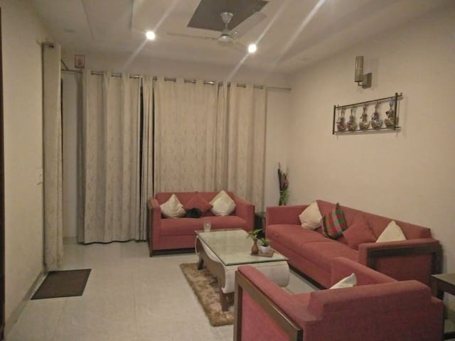 Your Vacation home in Chandigarh