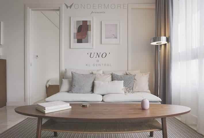 UNO at KL Sentral - Urban Luxury Oasis