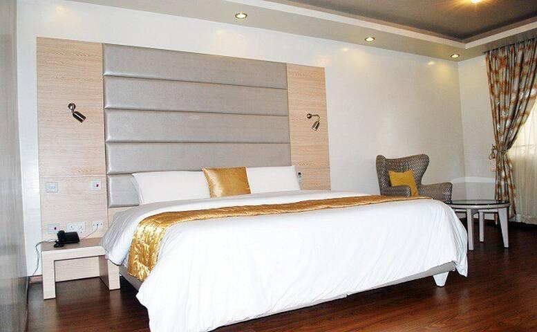 TEVIT HOMES - Port Harcourt - Apartamento