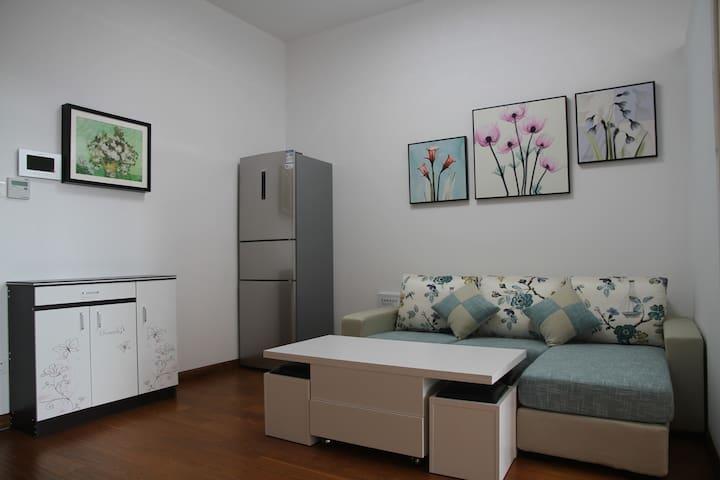 涌金广场公寓 - Ningbo - Appartement