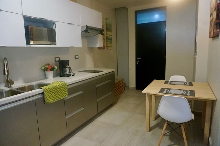 Loft Apartment in Monterrey City Downtown - Monterrey - Appartement