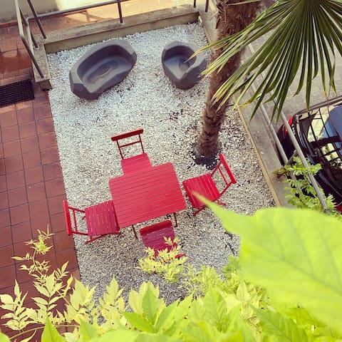 """""""Casa Sorriso"""" un angolo di serenità a Faenza"""