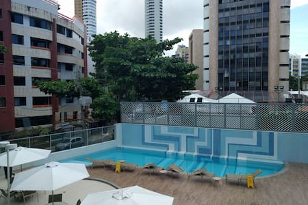 Apartamento 17 em frente a praia - Salvador - Apartment