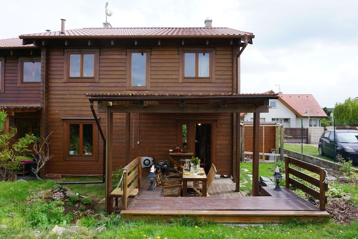 Family house near Prague city centre and Airport