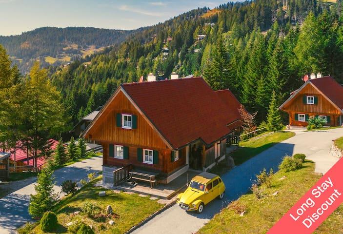 Alpine Cabin *Almhütte Dorner*