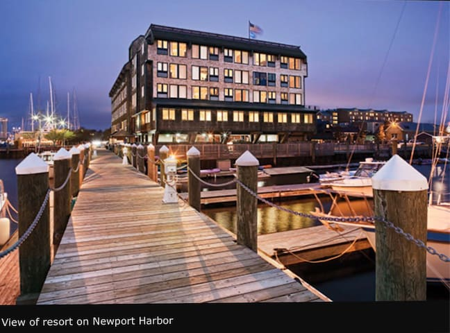 Club Wyndham Inn on Long Wharf 1 BR Condo