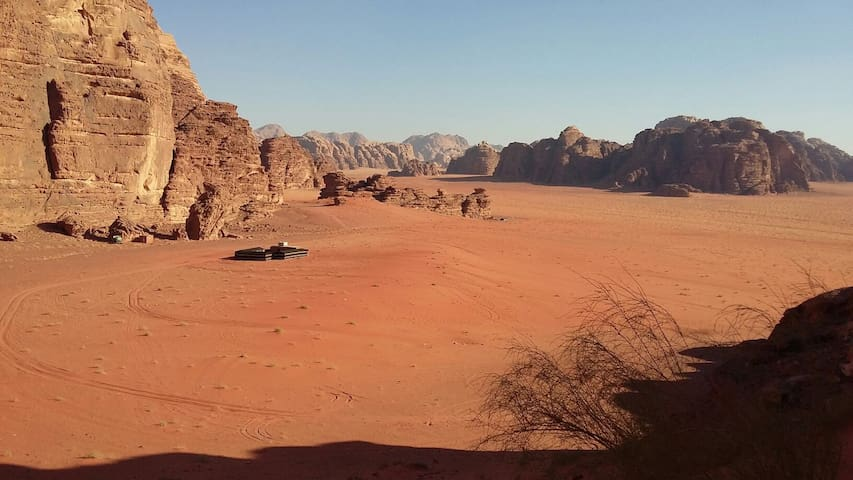 Authentic Bedouin experience - Wadi Rum