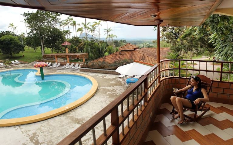 FundoAlegria-Moyobamba, habitación matrimonial