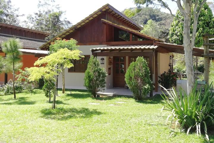 Chalé/Casa Montanhas Capixabas Domingos Martins ES