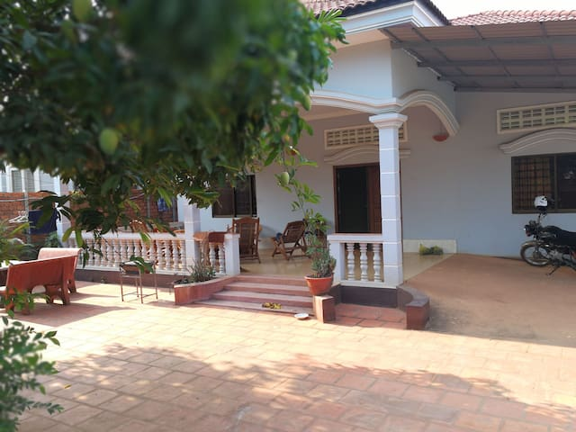 relaxing homestay
