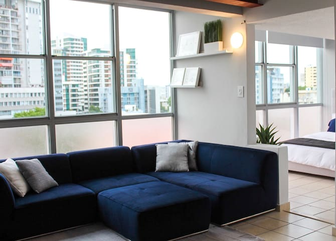 City View - Studio Apartment