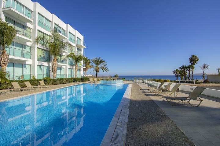 1 bedroom Sea View apartment in Central Protaras