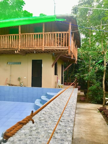 Casa Verde (Ecolodge with Pool)