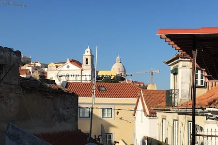 Joyful flat in the heart of Alfama - Lisboa - 公寓