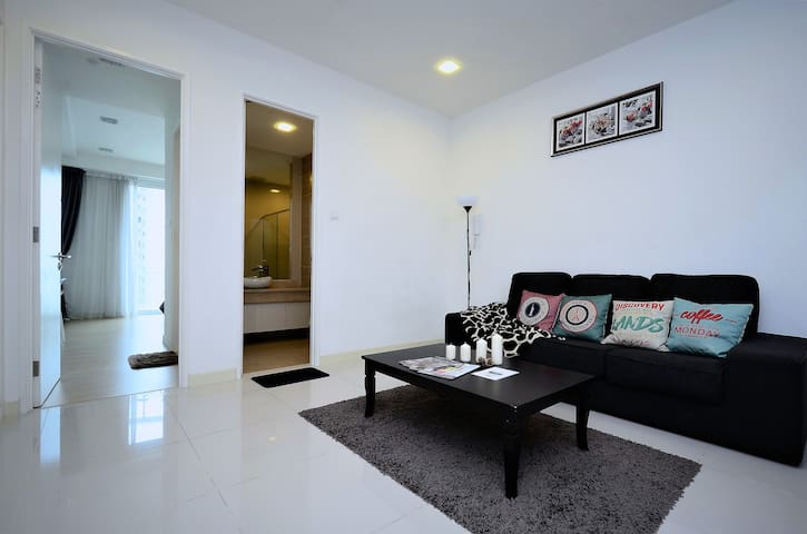 Bangsar South★Walking distance to Nexus&VE Office