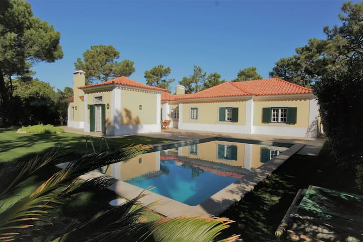 Villa de luxe avec piscine - Quinta da Marinha