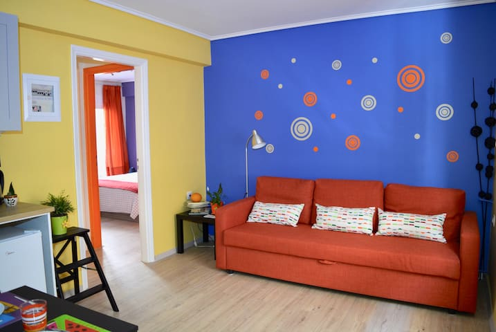 Beach apartment - the perfect stay in Athens - Paleo Faliro - Apartament
