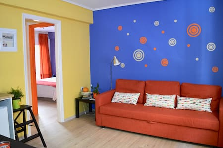Beach apartment - the perfect stay in Athens - Paleo Faliro - Wohnung