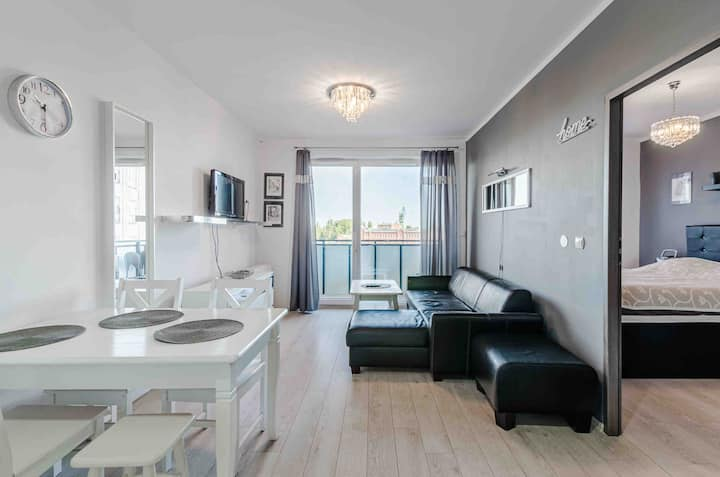 Charming and bright apartment - OldTown - W22
