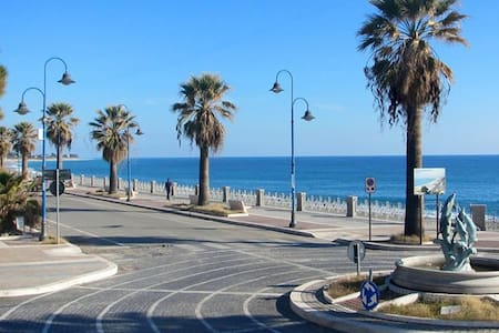 Appartement a 100 mètres de la plage - Marina di Gioiosa Ionica