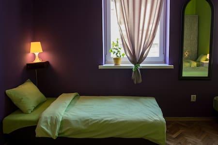 Bed in 6 dormitory - Wrzesińska 5 - Krakova - Huoneisto