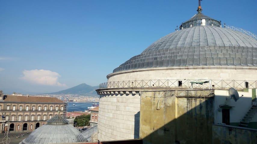 Luminoso, centrale e ... Panoramico