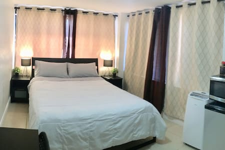 #2 Cozy Room w/Private Entrance,Bathroom & Parking