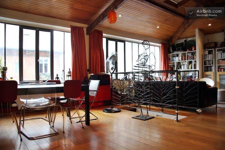 Loft spacieux et lumineux-Spacious and bright loft - Parigi - Loft