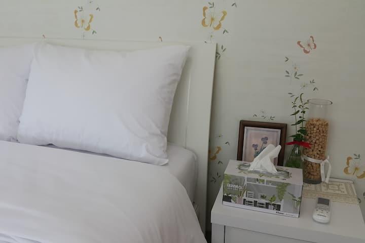 제주머무리 22평형, 편안 안락형 단독숙소, 4인기준, 깨끗하고 여유로운숙소(ROOM C)