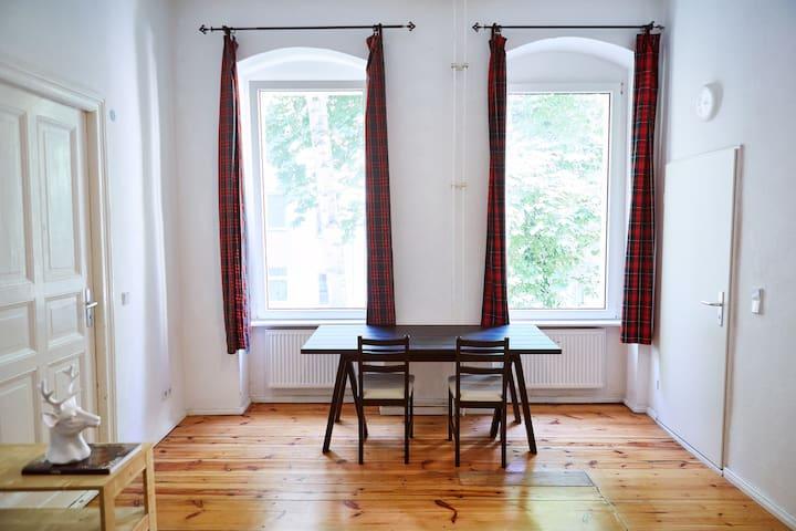2-room cozy apartment in the heart of Neukolln