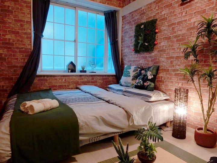 Ikebukuro 2mins Room105