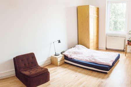 Quiet and spacious room close to city center - Frankfurt am Main