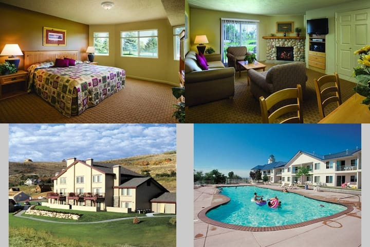 1 Bed Wyndham Bear Lake, UT - Garden City - Lakás