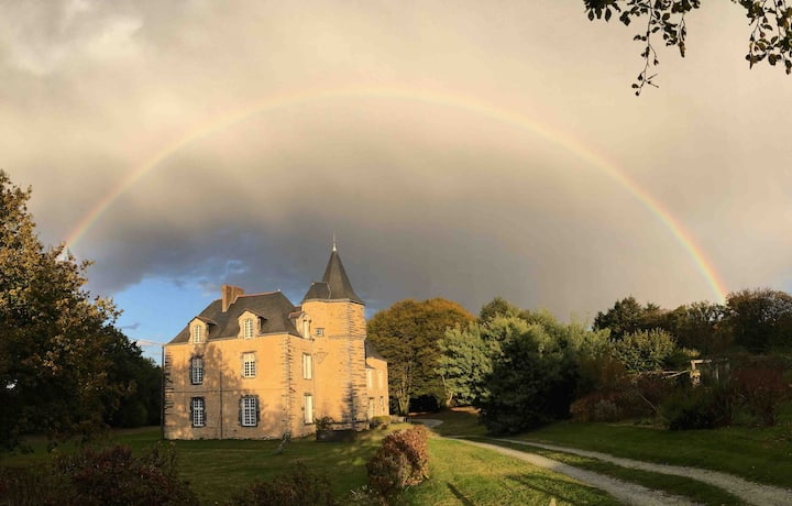 Séjour au château, en famille ou entre amis