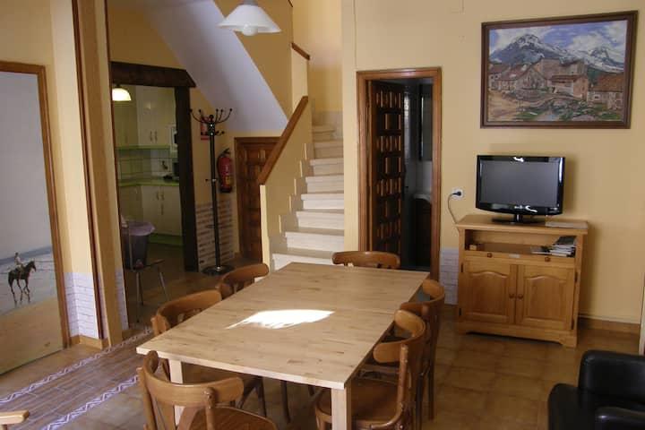 casa rural en Burgos