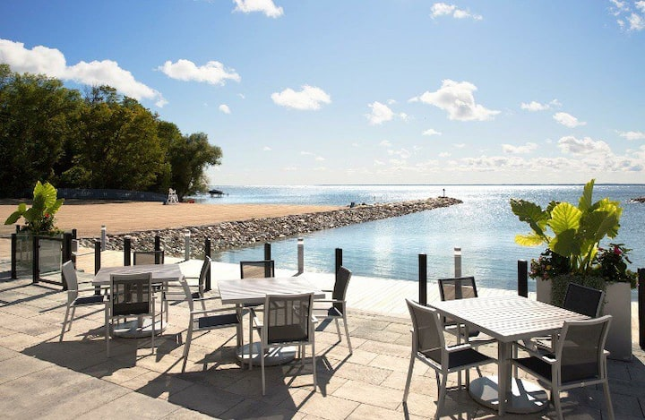 Friday Harbour Lake Simcoe Penthouse Water View