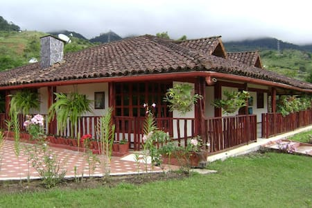 Entire House in the mountains Cali - Borrero Ayerbe