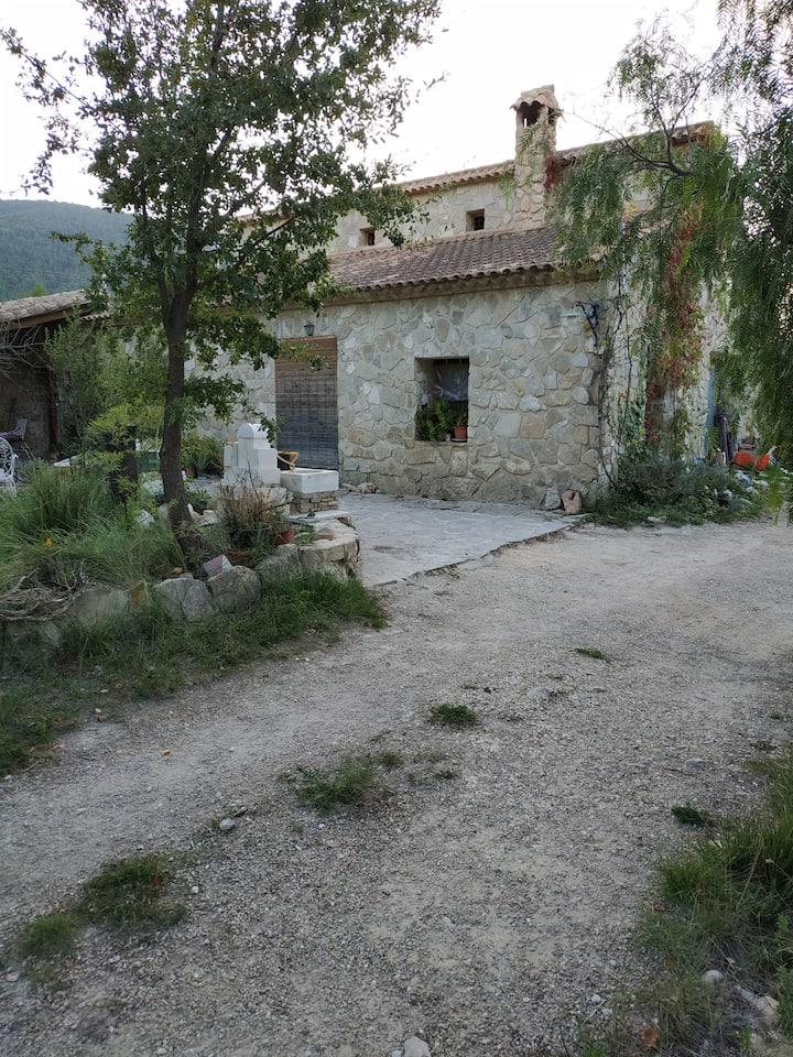 casa Guardarrios, 2 habitaciones