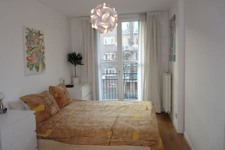 Light, fully decorated & comfortable apartment! - Amsterdam - Huoneisto