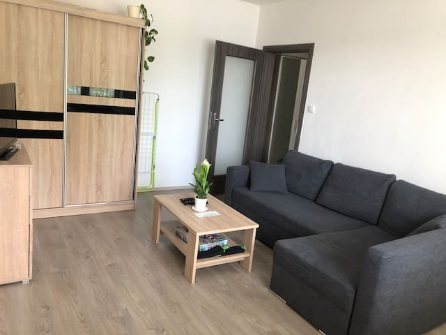 Cozy apartment in Spisska Nova Ves