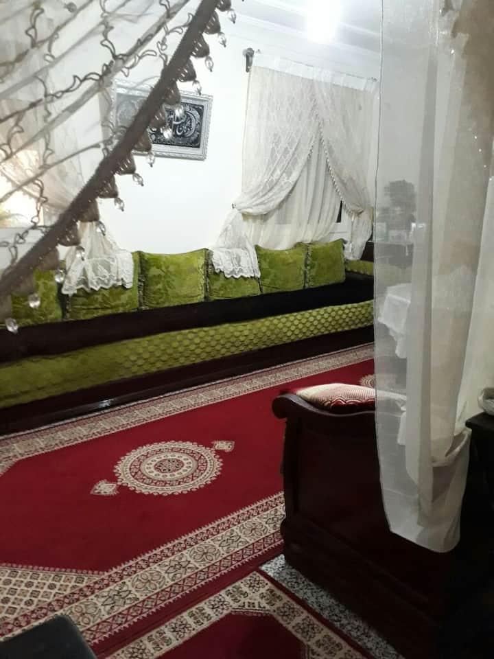 Appzrtement D Hôtes bassatine Meknès