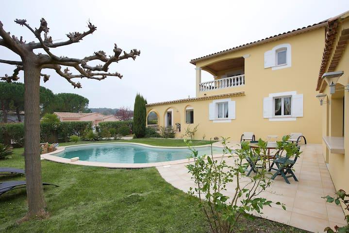Villa Provençale, la Cigaliére. - Gaujac - Dům