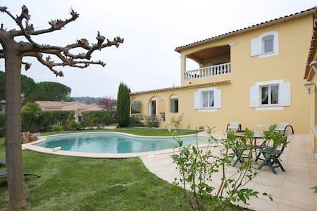 Villa Provençale, la Cigaliére. - Gaujac - 独立屋