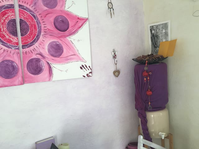 Cozy place to feel yourself - Kiev - Lägenhet