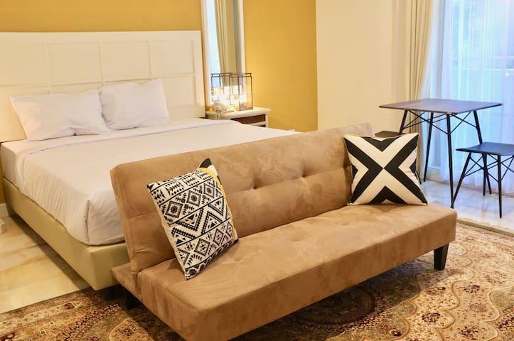 Rumah Kertajaya - Premier Room with a Sofa Bed