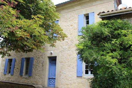 Garreau-en-Dordogne - Lamothe-Montravel - Haus