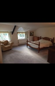 Huge room with private bathroom - Taunton  - Haus