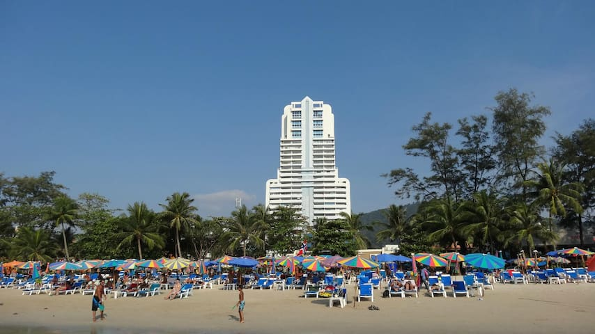 Patong Suite Tower 2 bedroom
