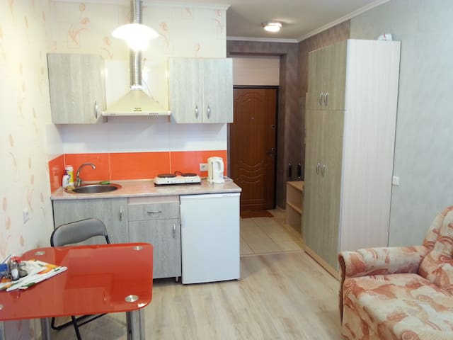 apartment in Kharkov